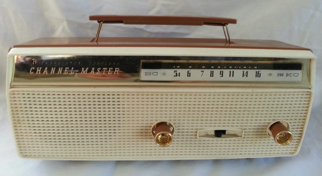 Channel Master Radio Model 6510