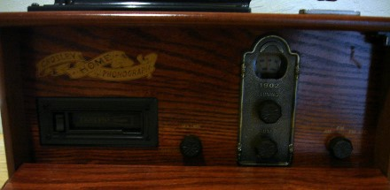 Crosley Cylinder Phonograph Model 1875