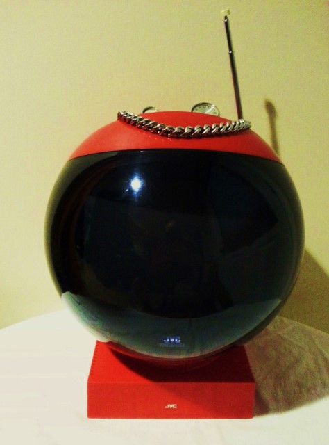 JVC Videosphere TV Model 3240