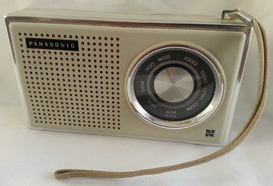 Panasonic Radio Model R-1241