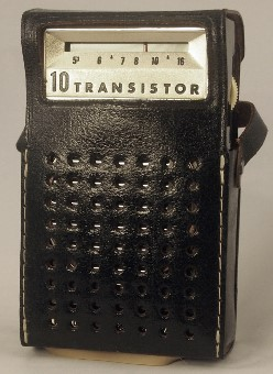 ROSS Electronics Model 10 Transistor Radio