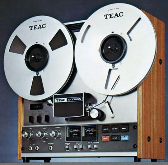 TEAC Model 3300S Reel to Reel Recorder