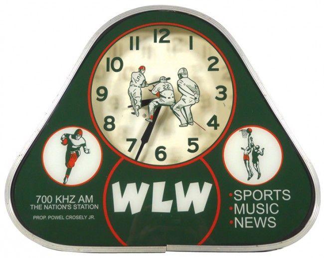 WLW 700 Clock