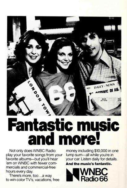 WNBC Ad 1978