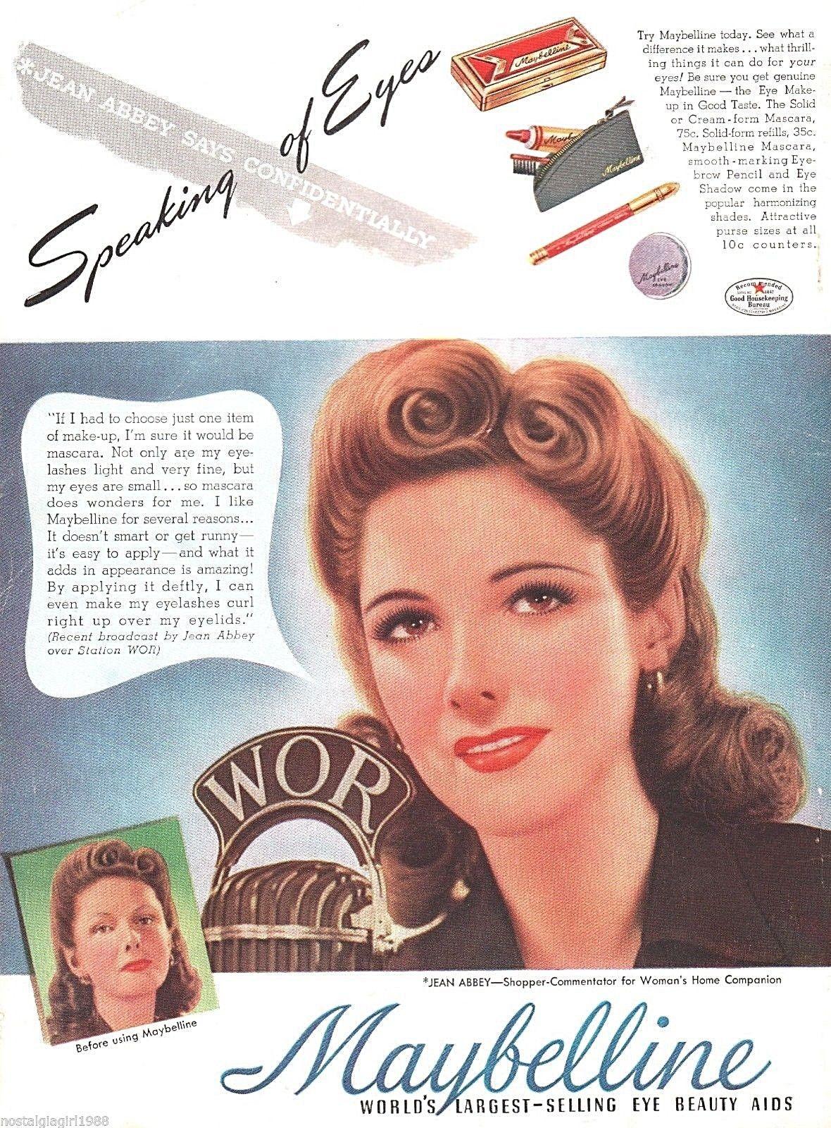 WOR 1941 ad