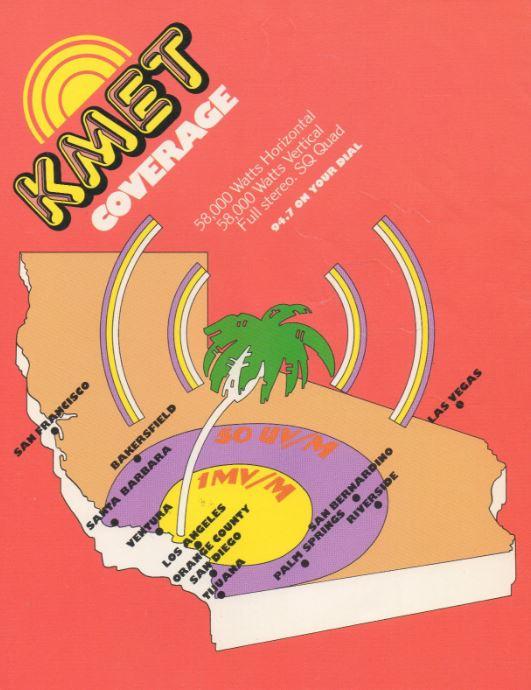 KMET 94.7