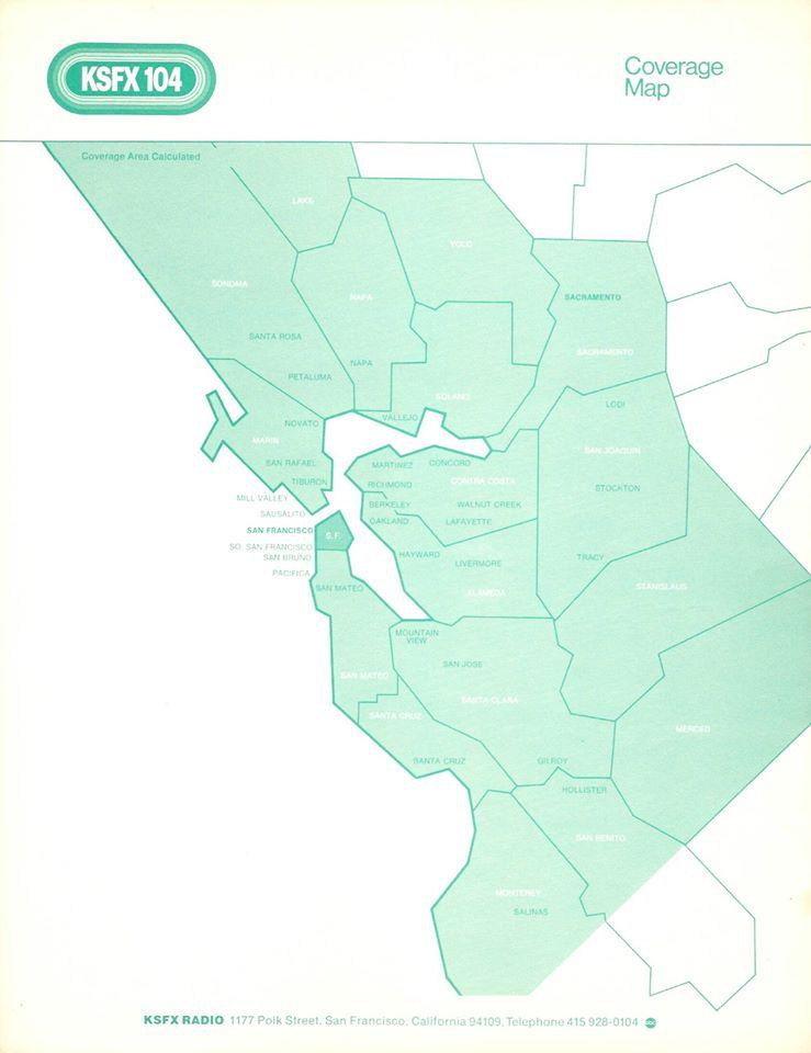 KSFX map