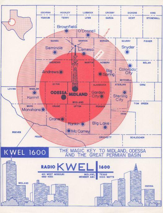 KWEL 1600