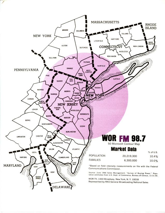 WOR-FM 987