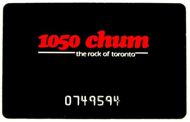 Canadian Radio – Radio Timeline