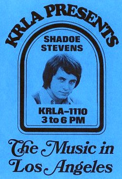 KRLA Shadoe Stevens_1971