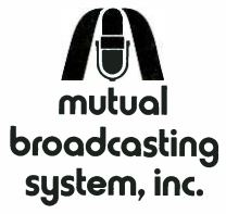 Mutual Broadcasting System 1974