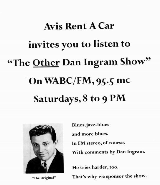 WABC-FM Ingram Ad 1967