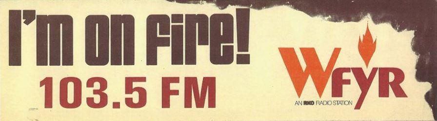 WFYR-1976 Sticker