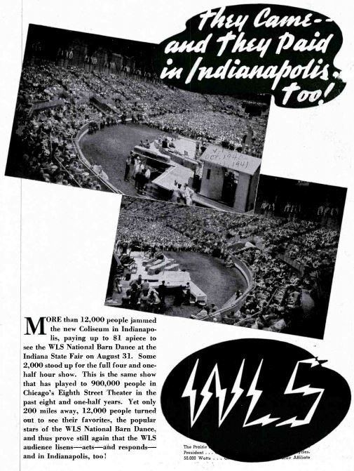 WLS Chicago Tribute – Page 1955 – Radio Timeline