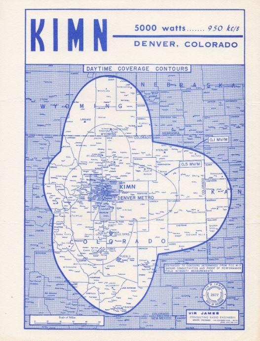 KIMN 950