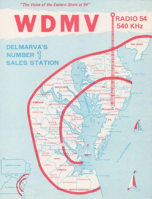 WDMV 540