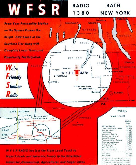 WFSR 1380 Bath Coverage Map