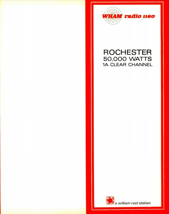 WHAM 1180 Rochester Coverage Map 2