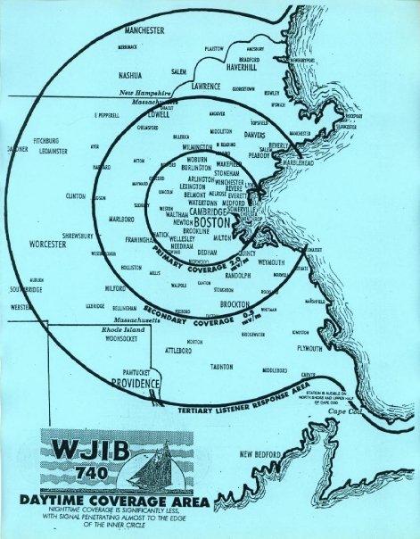 WJIB 740