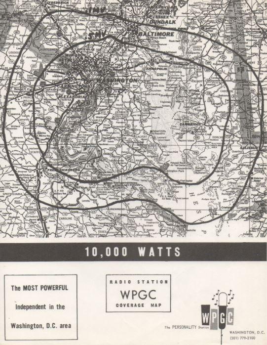 WPGC 95.5